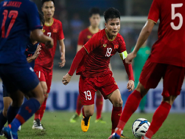 Tinh thần thi đấu Việt Nam trước trận đấu ngày 05/09