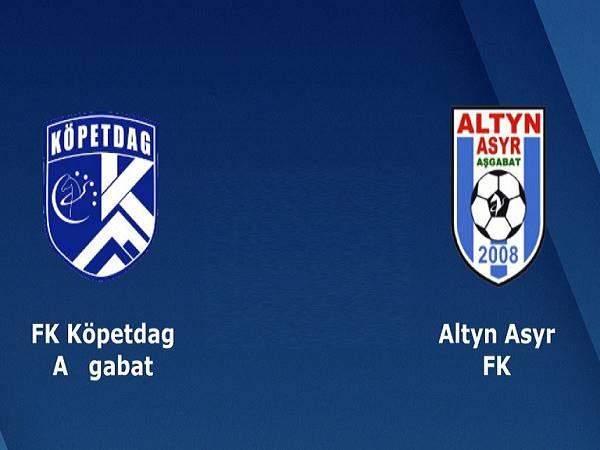 Nhận định Kopetdag vs Altyn Asyr, 20h00 ngày 28/5