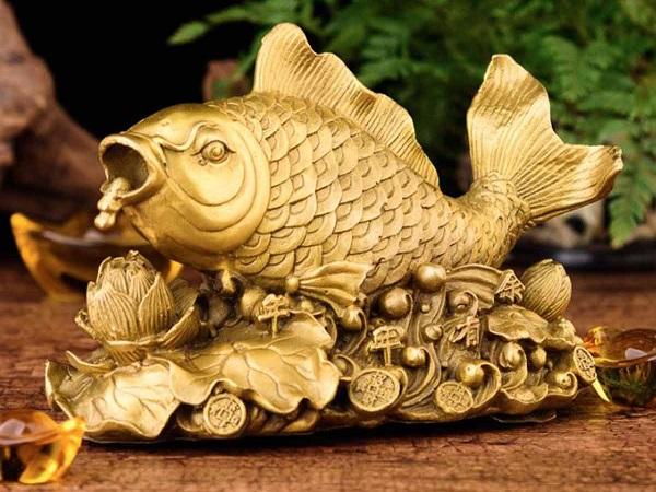 Những điều cần biết về tượng cá chép phong thủy