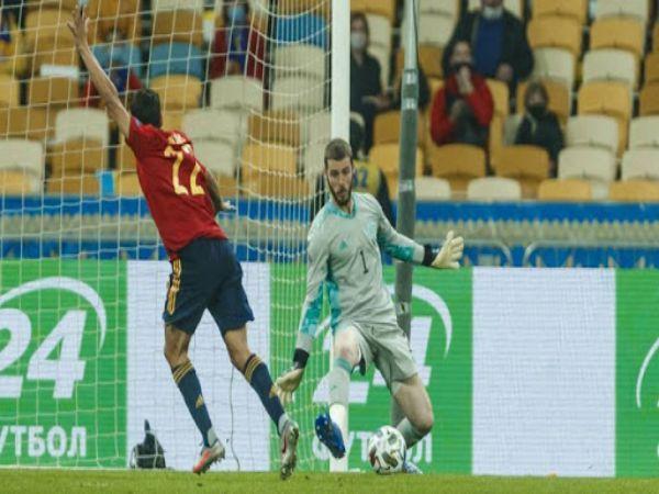 Tin thể thao chiều 14/10: De Gea bị chỉ trích vì mắc sai lầm