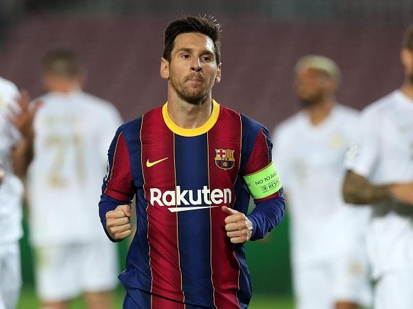 Tin thể thao tối 21/10: Messi lập kỷ lục nhưng Barca lại chịu thiệt