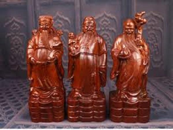 Ý nghĩa bộ Tam Đa Phúc Lộc Thọ trong phong thủy?