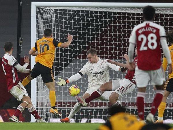 Tin thể thao sáng 30/11: Thua Wolves, Arsenal khởi đầu tệ nhất sau 38 năm