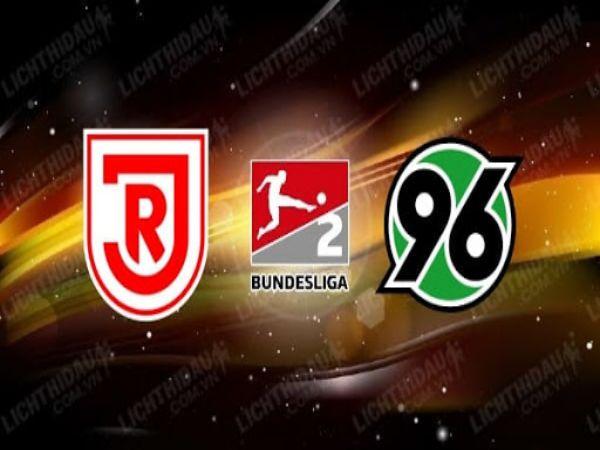 Nhận định tỷ lệ Regensburg vs Hannover, 00h30 ngày 19/12 - Hạng 2 Đức