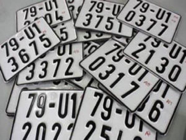 Mơ thấy biển số xe có điềm báo gì? đánh con đề số mấy?