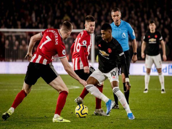 Soi kèo MU vs Sheffield United, 03h15 ngày 28/1 - Ngoại hạng Anh
