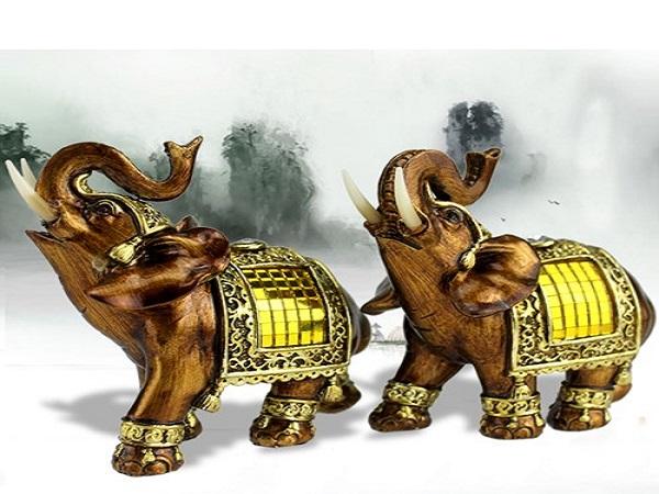 Voi phong thủy có ý nghĩa gì? Cách đặt tượng voi đúng cách?