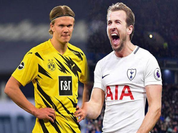 Tin thể thao sáng 26/3: MU được khuyên mua Haaland và Kane