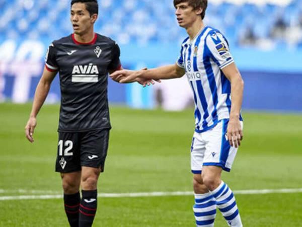 Soi kèo Eibar vs Sociedad (02h00 ngày 27/4 - La Liga)
