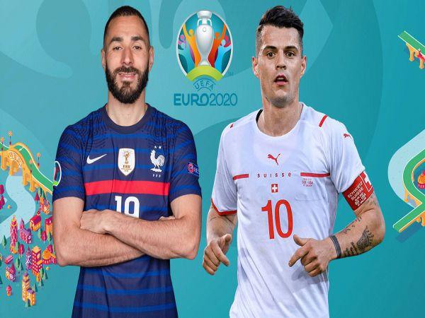Nhận định tỷ lệ Pháp vs Thuỵ Sĩ, 02h00 ngày 29/6 - Euro 2021