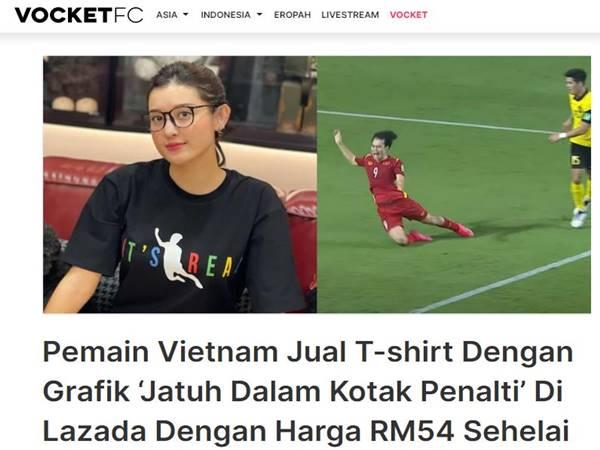 Tin thể thao 19/6: Báo Malaysia ngỡ ngàng vì Văn Toàn